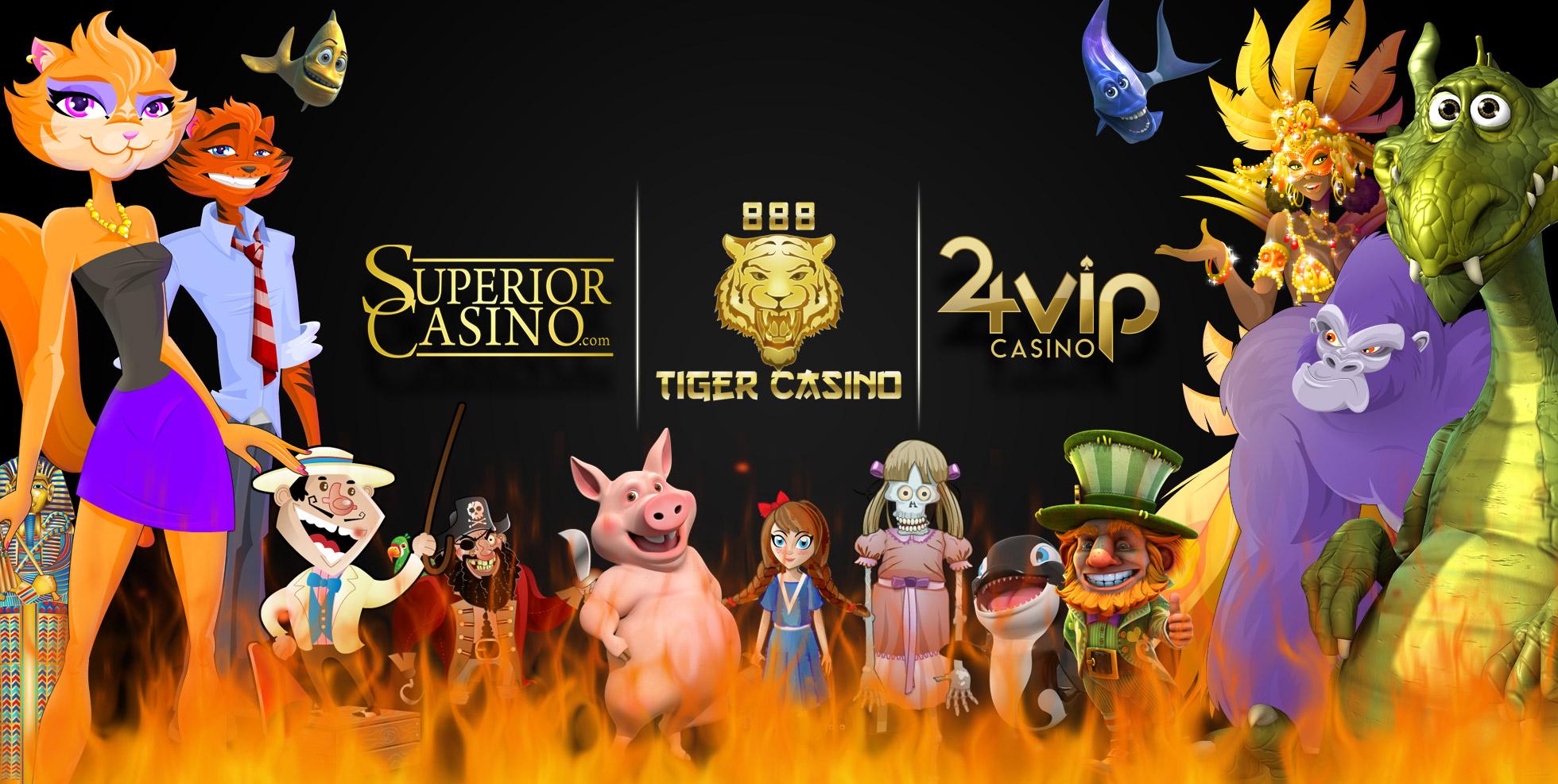 Properties Online Casino Affiliate Program Superiorshare